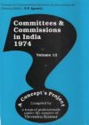 Committees and Commissions in India 1974 (Volume-12)