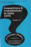 Committees and Commissions in India 1976 (Volume-14)