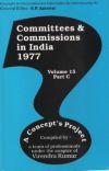 Committees and Commissions in India 1977 (Volume-15 Part C)