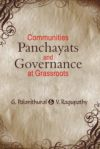 Communities Panchayats and Governance at Grassroots
