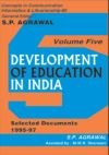 Development of Education in India: Selected Documents 1995-97 (Volume-5)