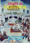 Essays on Rajputana: Reflections on History, Culture and Administration