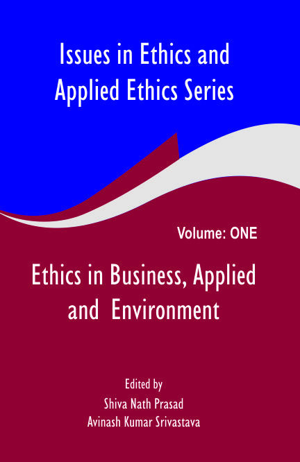 Ethics in Business, Applied and Environment (Volume 1)
