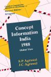 Concept Information India 1988: Global View